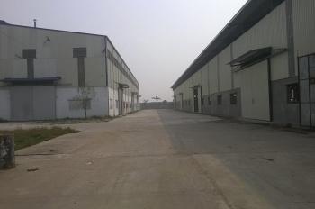 Cho thuê kho xưởng lô 3P KCN Đồng Văn - Hà Nam, công ty Hải Hà, DT 1000m, 3500m2, 7500m2