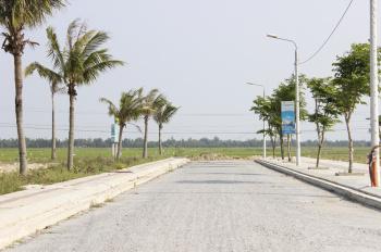 Đất mặt tiền 27m DA Green City, vị trí vàng kinh doanh nhà hàng, khách sạn ra thẳng bãi tắm