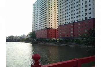 Cần cho thuê căn hộ Mỹ Đức gần quận 1, 2 phòng ngủ, 9tr/th. LH 0906.910.626 nhà có nội thất căn bản