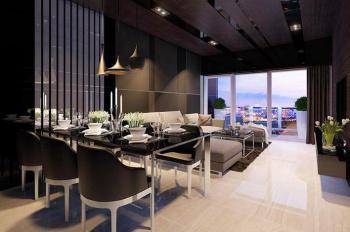 Bán CH Sunrise City 125m2, có 3 phòng ngủ nội thất Châu Âu, giá 4.7 tỷ sổ hồng. Call 0977771919