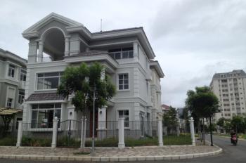 Kẹt tiền bán gấp biệt thự đơn lập Nam Viên Phú Mỹ Hưng Quận 7, giá: 35 tỷ, LH: 0938.129.389