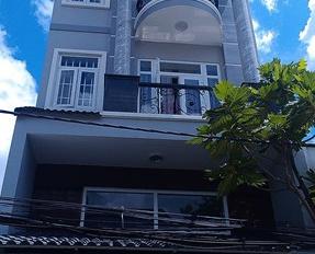 Bán gấp nhà giả biệt thự mới Phan Huy Ích, DT: 5,2m x 13m, đúc 3,5 tấm, MT hẻm 5m. LH: 0385999222