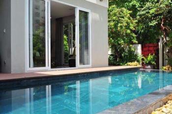 Bán biệt thự siêu vip Phú Mỹ Hưng có hồ bơi, nội thất Châu Âu, sổ hồng giá rẻ call 0977771919