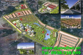 Chuyên giao dịch đất nền KDC Biconsi, sổ TC 100%, 100m2, 125m2, 150m2, biệt thự 300 - 500m2