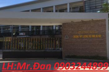 Cần bán nhanh căn NV9 khu Tân Triều-Thanh Trì, DT 100m2, MT 5m, hướng ĐN, LH: Mr Đan 0903244899