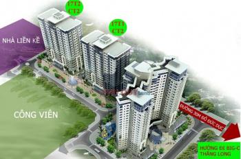 Chủ đầu tư Vinaconex 3 mở bán trực tiếp chung cư cao cấp CT2 Trung Văn. Hot hot 0914.102.166