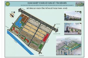 Bán liền kề khu đô thị Đại Thanh, Hà Nội giá rẻ (0916045581) nơi đầu tư sinh lợi cao