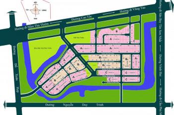 Đất nền dự án ĐH Bách Khoa, quận 9, TP Hồ Chí Minh, giá rẻ nhất