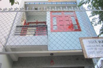 Cho thuê nhà 3 lầu để lại nội thất gần trường cao đẳng nghề du lịch tại Vĩnh Hòa, Nha Trang