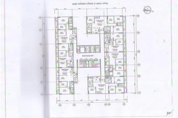Chính chủ bán căn góc 4PN, (145m2), tòa VP2-VP4 bán đảo Linh Đàm. Ban công nhìn hồ