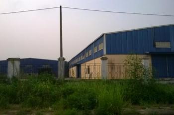 Bán 6000m2 hoặc 4ha đất công nghiệp 50 năm tại đường QL 39, Yên Mỹ, Hưng Yên của Công ty CP Hà Phú