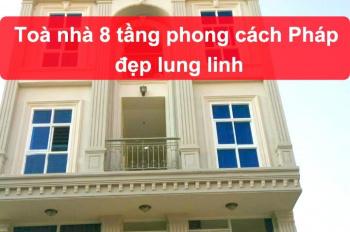 Cho thuê phòng đẹp ngay Lotte Mart Q. 7, đã nghiệm thu PCCC, giá từ 3tr/tháng, tòa nhà 8 tầng mới