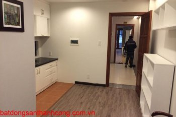 Cho thuê căn hộ dịch vụ có thang máy đầy đủ tiện nghi phố Trần Hưng Đạo - Hoàn Kiếm