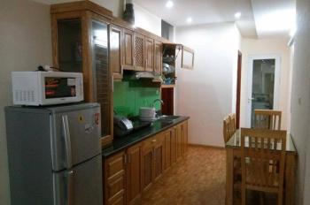 Cho thuê căn hộ dịch vụ phố Nam Ngư, 2PN, giá 11,5tr/tháng