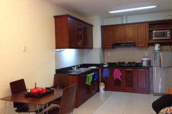 Cho thuê căn hộ 107 Trương Định, 1PN, full nội thất, 14.5 triệu/tháng. LH 0932 069 399