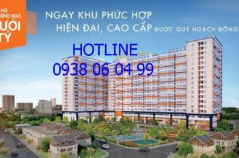 Bán căn shophouse thương mại, Q. 9 ngay công viên nhà nước, DT 160m2 giá 3,9 tỷ CK từ 25-80 triệu