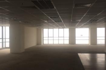 Văn phòng cho thuê hạng B quận Cầu Giấy, phố Duy Tân, 130m2, 185m2, 280m2, giá 170 nghìn/m2/tháng