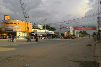 Bán đất thổ cư giá rẻ giáp Bình Chánh, 2tr/m2, 0933.178.679