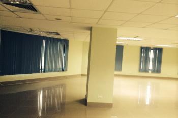 Cho thuê văn phòng quận Hoàn Kiếm, phố Ngô Quyền 70m2, 120m2, 160m2, 250m2, giá 180 nghìn/m2/th