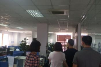 Cho thuê văn phòng khu Hoàng Văn Thái, Thanh Xuân 60m, 90m, 180m, 200m... 800m2 giá 140 nghìn/m2/th