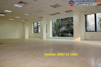Cho thuê văn phòng 100m-200m-300m2 mặt phố Nguyễn Tuân