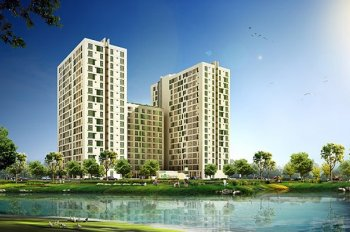 Bán căn hộ PARCSpring, 2 phòng ngủ, giá 1,95 tỷ, nhà đẹp còn mới