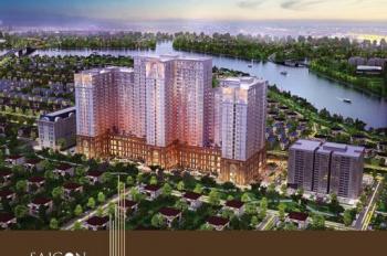 Suất nội bộ 2PN CH Sài Gòn Mia mặt tiền 9A, KDC Trung Sơn+bộ bếp Malloca+CK3-18%. LH: 0901.383.993