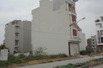 Bán 2 mảnh đất đấu giá Vạn Phúc Hà Đông dt 150m2, giấy phép xây dựng 8 tầng
