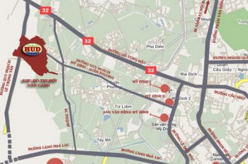 Tổng quan dự án khu đô thị mới Vân Canh