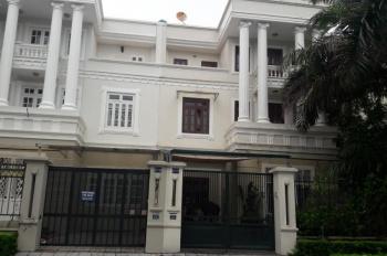 Bán biệt thự liền kề 3 tầng khu đô thị Ciputra, Phú Thượng, Tây Hồ, Hà Nội