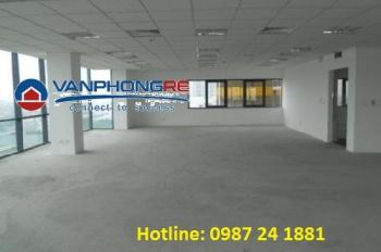 Cho thuê văn phòng phố Tô Vĩnh Diện, Hoàng Văn Thái 40 - 60 - 80 - 120 - 150m2, 180 nghìn/m2/tháng