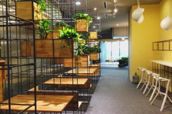 Cho thuê văn phòng 11m2 - 18m2 - 35m2 hạng A tại Charmvit 117 Trần Duy Hưng giá từ 8 triệu/tháng