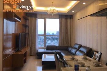 Cho thuê căn hộ cao cấp The Prince Residence, 2 phòng ngủ, thiết kế Châu Âu, bao phí QL