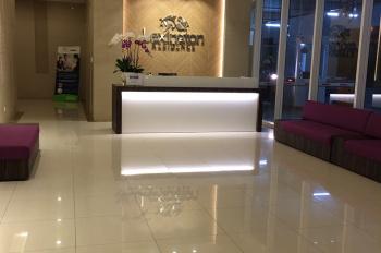 Cho thuê văn phòng vừa và nhỏ Officetel Lexington Quận 2, đã hoàn thiện giá 10 triệu/th