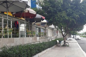 Cho thuê gấp mặt bằng kinh doanh tầng trệt CC Carina Plaza Võ Văn Kiệt, Q. 8, LH 0902861264