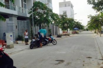 Bán gấp đất 6x21m, giá 50 tr/m2. Sổ đỏ thổ cư 100%, đường 8m, xây tự do KDC Bình Hòa, Bình Thạnh