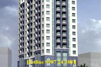 Cho thuê tòa nhà văn phòng DMC tại 535 Kim Mã, Liên hệ: 0987 24 1881