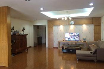 Bán căn hộ 110m2 tầng trung tòa CT1 khu Sudico Mỹ Đình Sông Đà, giá 25tr/m2, bao phí