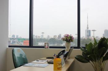 Cho thuê văn phòng trọn gói, chỗ ngồi làm việc
