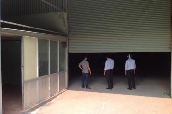 Cho thuê nhà xưởng nằm vong xoay An Phú, Thuận An, Bình Dương. DT: 300m2, giá 10tr/th, 1200m2 40trê