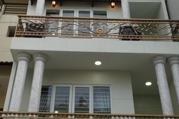 Cần bán nhà mới thiết kế đẹp đúc 3,5 tấm đường Phan Huy Ích, hẻm xe hơi vào tận nhà