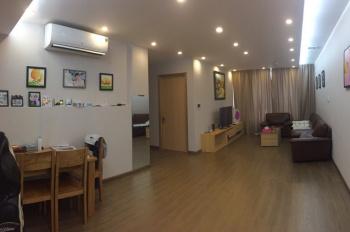 Cho thuê chung cư Thăng Long Number One, DT 91m2, đủ nội thất. LH 0982.402.115