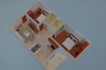 Cho thuê căn hộ 02 phòng ngủ chung cư CT2A Thạch bàn, đầy đủ nội thất