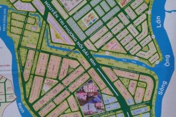Bán đất 6B khu Đại Phúc, Intresco (hợp đồng sang tên), T30 sổ đỏ, xã Bình Hưng, huyện Bình Chánh
