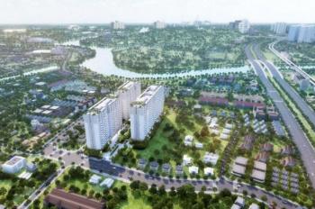 Cần tiền bán gấp căn hộ Him Lam Phú An, giá rẽ nhất dự án, rộng  69 m2, giá 1,950 tỷ