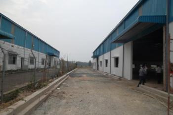 Cho thuê nhà xưởng 2000m2, 3600m2, 2000m2, 5000m2 trong KCN Hải Sơn, Long An