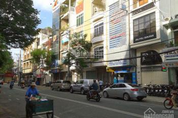 Mặt tiền 28 Hoa Sứ, P. 2, Phú Nhuận, DT nhà 4x16m, lề 3m kết cấu 3 lầu mới, giá 17 tỷ TL