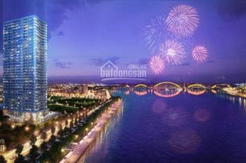 Vinpearl Condotel Đà Nẵng 1 phòng ngủ 2.7 tỷ, tầng 19 view sông