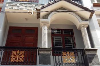 Bán gấp nhà mới xây tuyệt đẹp đường Phan Huy Ích, 4.2mx20m, đúc 4 tấm, hẻm 6m, LH: 0385999222