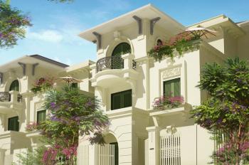 Cho thuê biệt thự khu đô thị Nam Thăng Long Ciputra, 126m2, hướng đông bắc, giá tốt